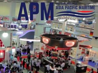 参加2018年新加坡亚太国际海事展